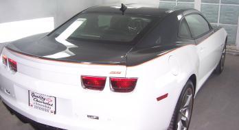 2011 Chevrolet Camaro - After