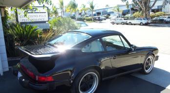1987 Porsche 911 - After